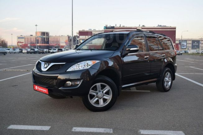 Great Wall Hover H5, 2013 год, 585 000 руб.