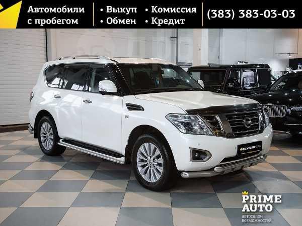 Nissan Patrol, 2014 год, 2 529 000 руб.