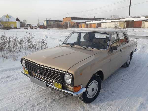 ГАЗ 24 Волга, 1989 год, 170 000 руб.