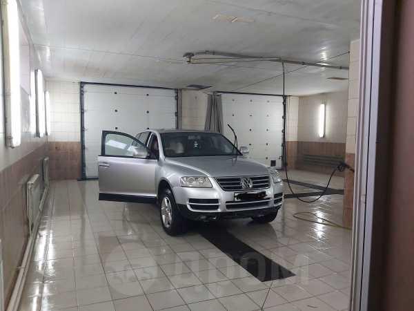 Volkswagen Touareg, 2003 год, 465 000 руб.
