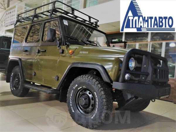 УАЗ Хантер, 2019 год, 1 056 900 руб.