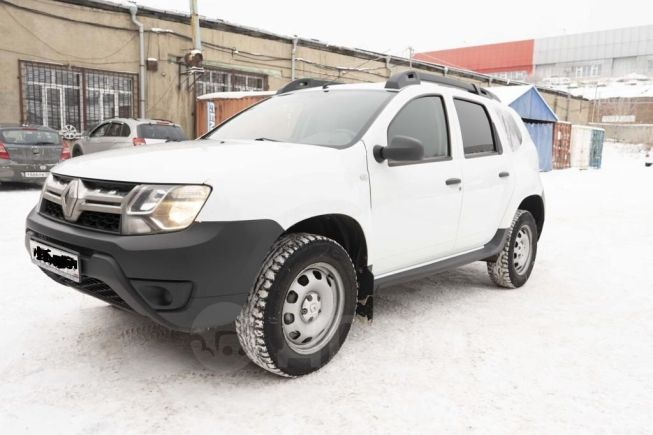 Renault Duster, 2015 год, 550 000 руб.