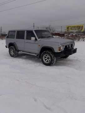 Кемерово Patrol 1989
