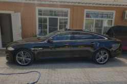 Грозный Jaguar XJ 2012