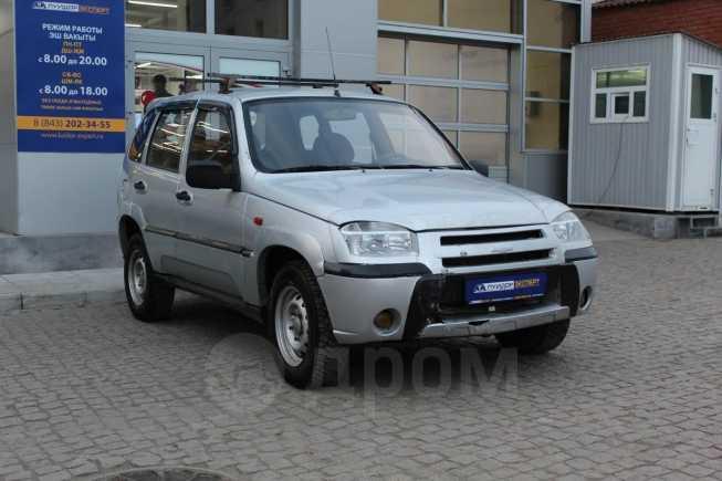 Chevrolet Niva, 2006 год, 120 000 руб.
