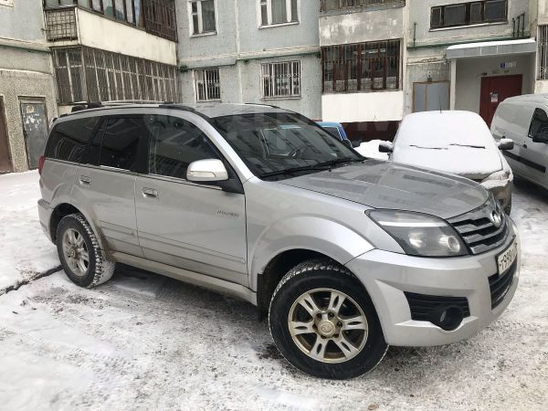 Great Wall Hover H3, 2012 год, 425 000 руб.