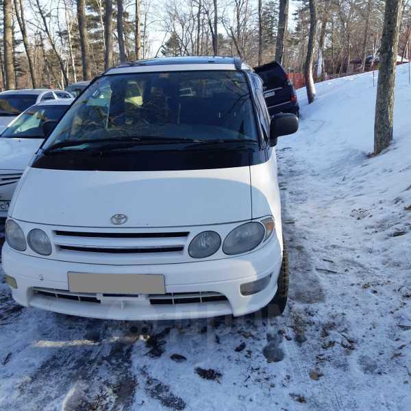 Toyota Estima Lucida, 1997 год, 295 000 руб.