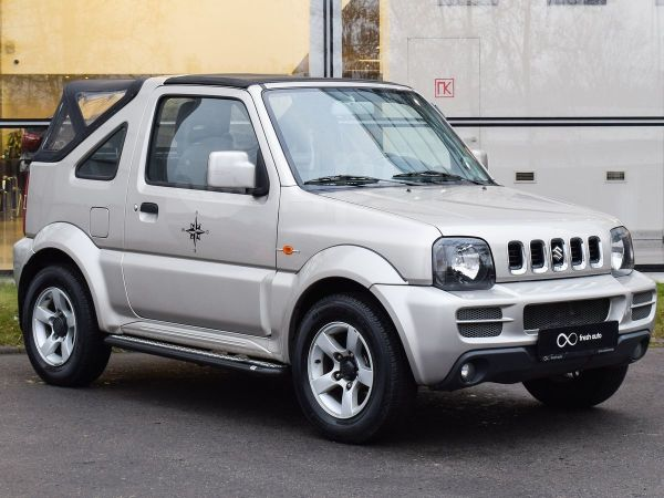 Suzuki Jimny, 2008 год, 810 000 руб.