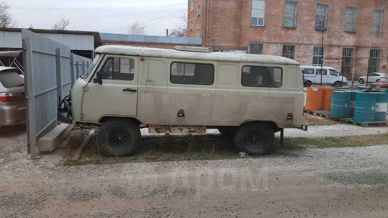 УАЗ Буханка, 2002 год, 170 000 руб.