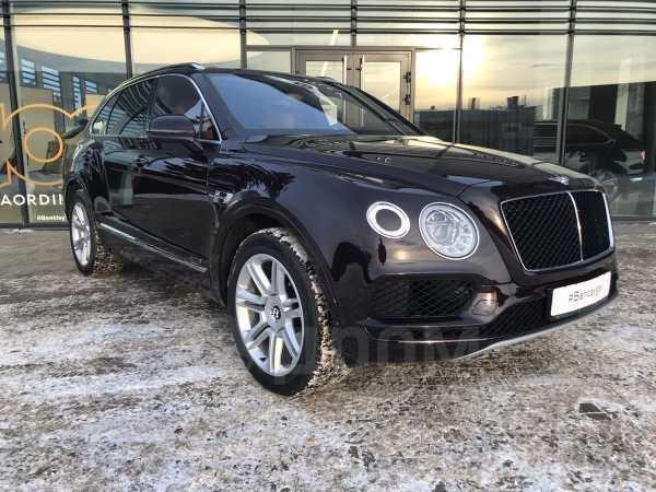 Bentley Bentayga, 2018 год, 12 916 510 руб.
