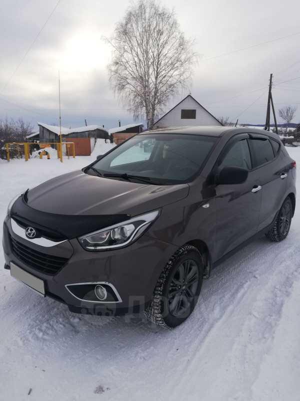 Hyundai ix35, 2015 год, 1 080 000 руб.