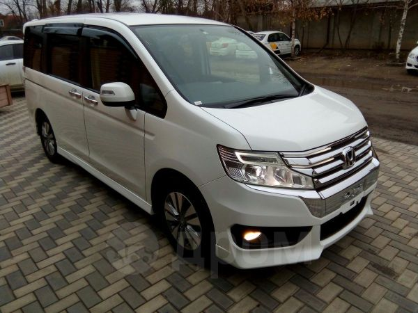 Honda Stepwgn, 2014 год, 1 220 000 руб.