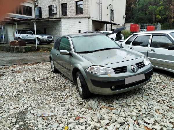 Renault Megane, 2004 год, 195 000 руб.