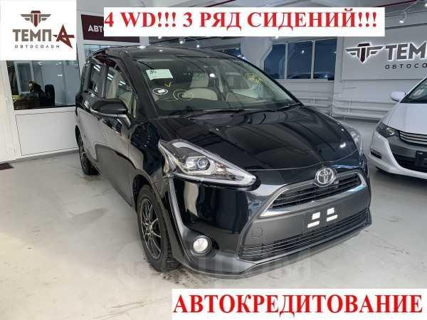 Toyota Sienta, 2016 год, 770 000 руб.