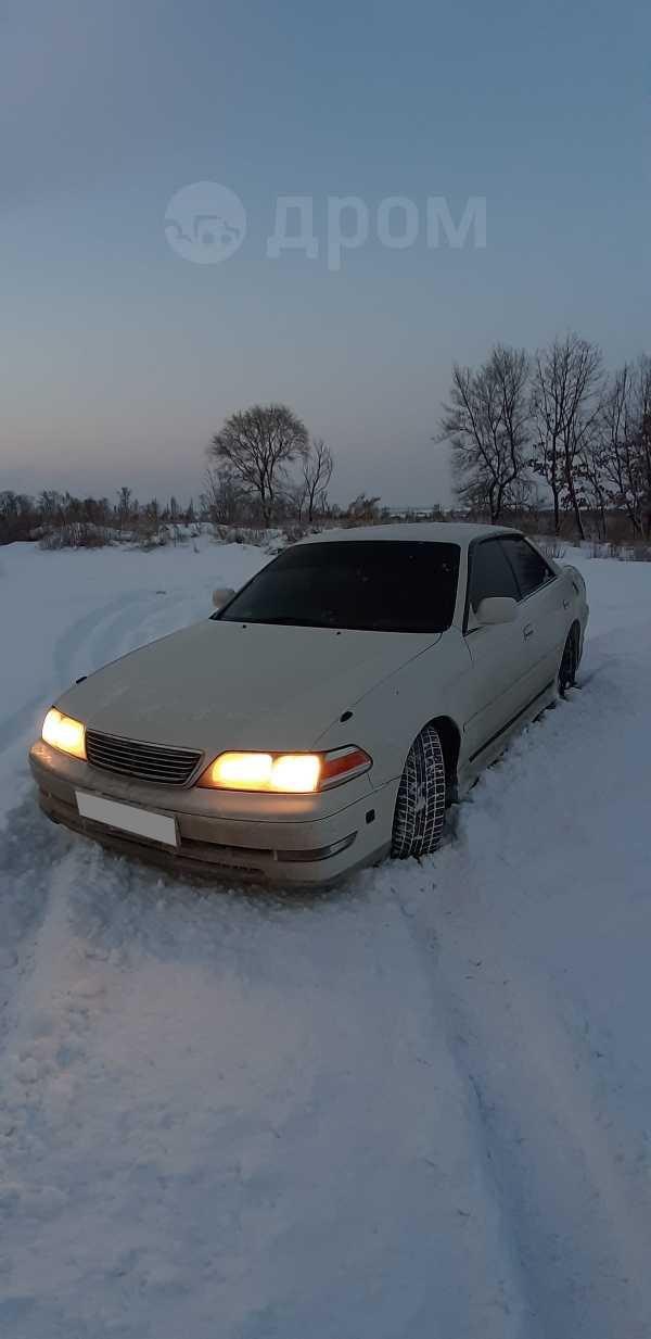 Toyota Mark II, 1999 год, 220 000 руб.