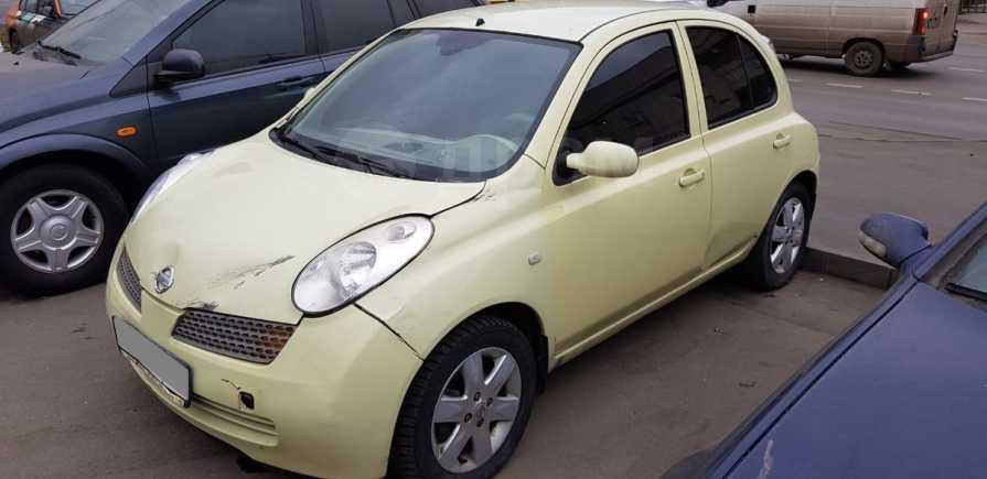 Nissan Micra, 2004 год, 230 000 руб.
