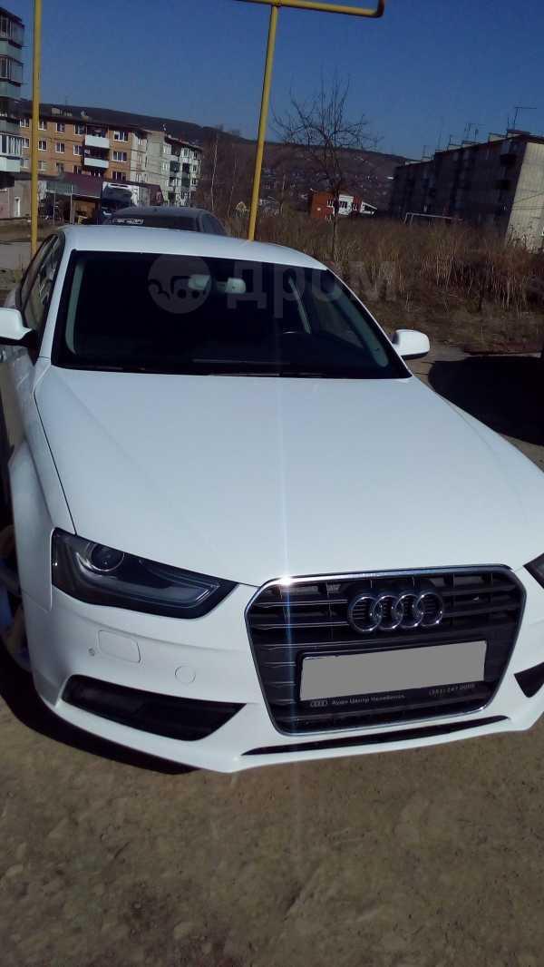 Audi A4, 2012 год, 650 000 руб.