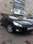 Peugeot 508, 2012 год, 587 000 руб.
