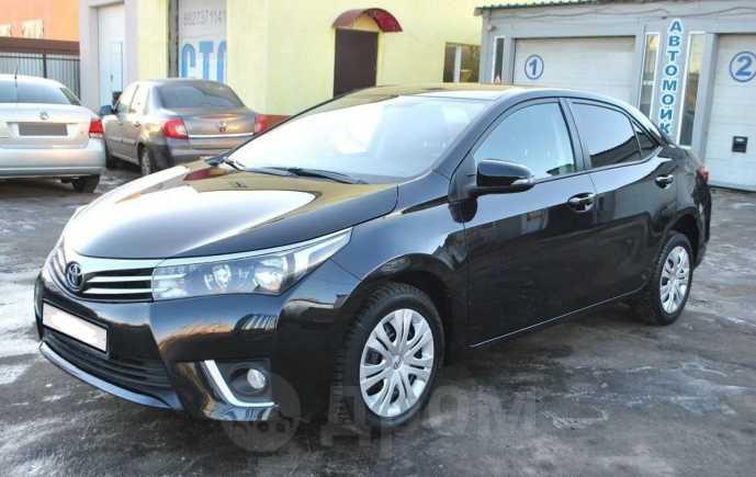 Toyota Corolla, 2014 год, 809 000 руб.
