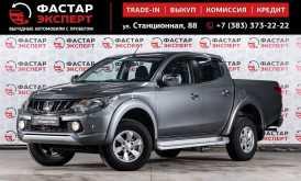 Новосибирск L200 2018