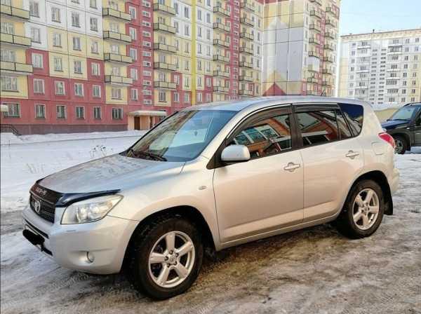 Toyota RAV4, 2007 год, 725 000 руб.
