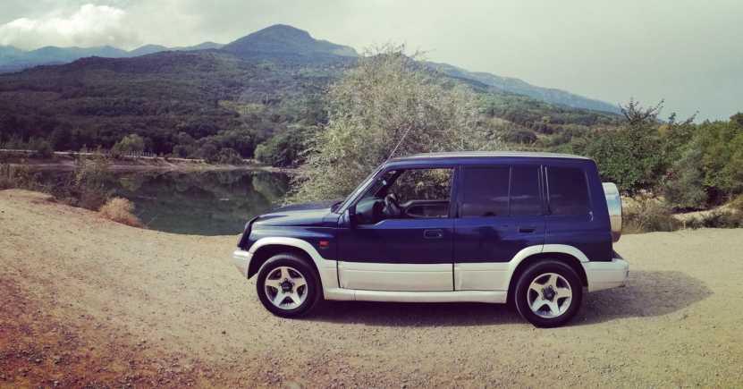 Suzuki Vitara, 1996 год, 340 000 руб.