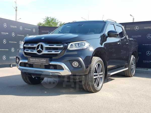 Mercedes-Benz X-Class, 2018 год, 3 000 000 руб.