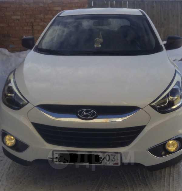 Hyundai ix35, 2015 год, 950 000 руб.