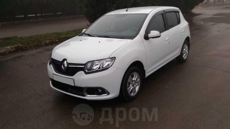 Renault Sandero, 2017 год, 580 000 руб.