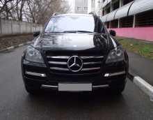Москва GL-Class 2011