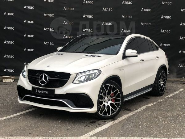 Mercedes-Benz GLE Coupe, 2016 год, 4 550 000 руб.