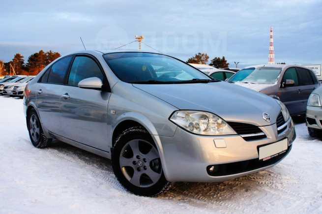 Nissan Primera, 2006 год, 319 000 руб.