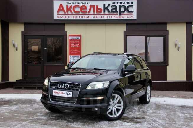 Audi Q7, 2007 год, 899 000 руб.