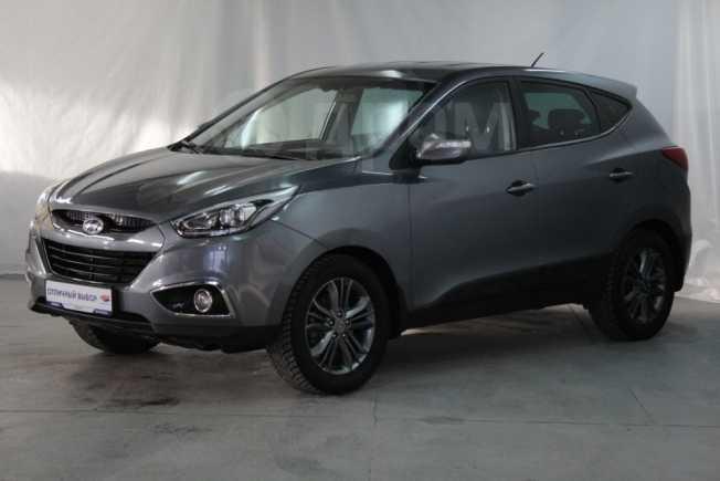 Hyundai ix35, 2014 год, 846 900 руб.
