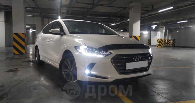 Hyundai Elantra, 2016 год, 845 000 руб.