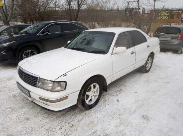 Toyota Crown, 1995 год, 420 000 руб.