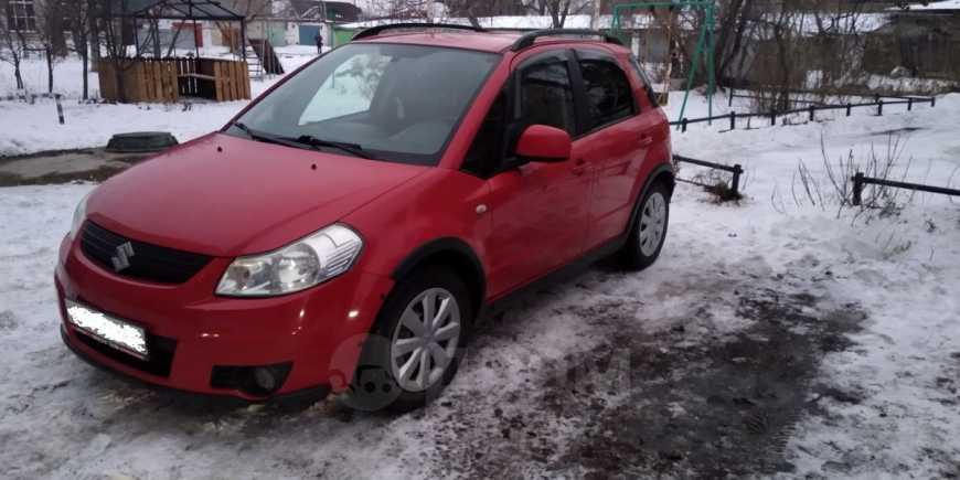 Suzuki SX4, 2007 год, 330 000 руб.