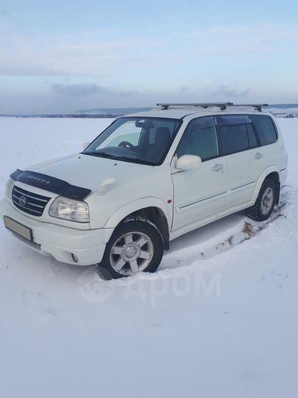 Suzuki Grand Escudo, 2002 год, 407 000 руб.