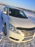 Nissan Sentra, 2016 год, 800 000 руб.