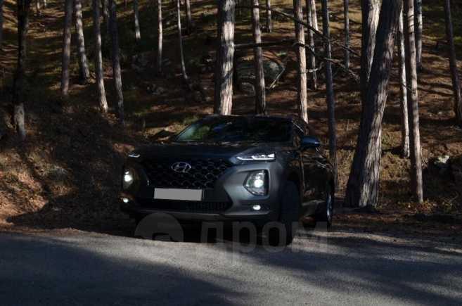 Hyundai Santa Fe, 2018 год, 1 950 000 руб.