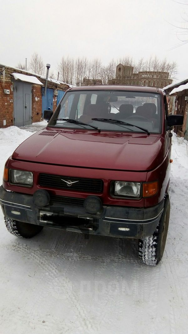 УАЗ Симбир, 2003 год, 150 000 руб.