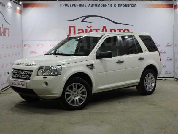 Land Rover Freelander, 2008 год, 544 000 руб.