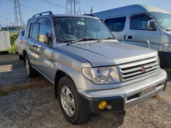 Mitsubishi Pajero iO, 1998 год, 233 000 руб.