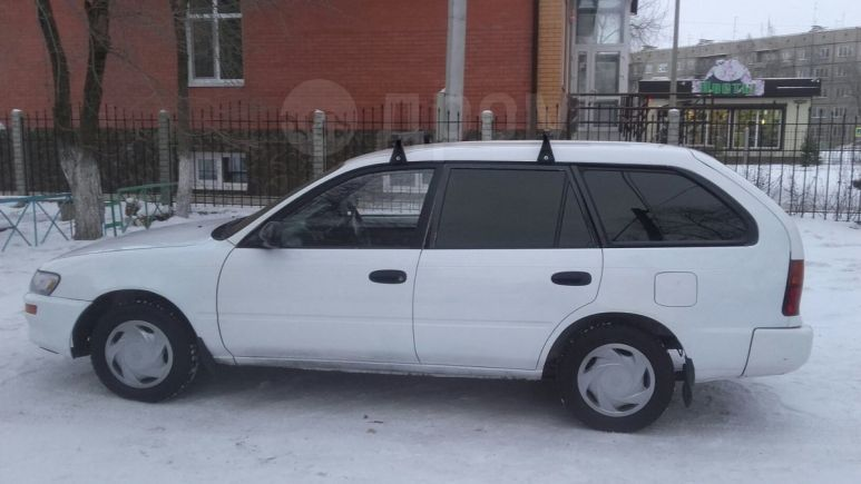 Toyota Corolla, 1996 год, 133 000 руб.