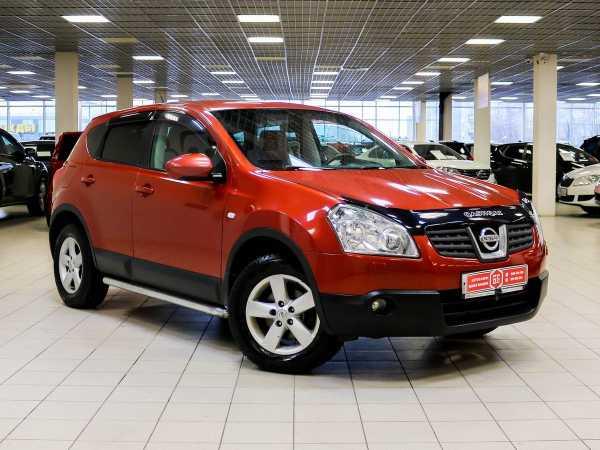 Nissan Qashqai, 2008 год, 489 900 руб.