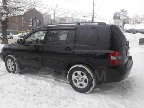 Toyota Highlander, 2006 год, 830 000 руб.