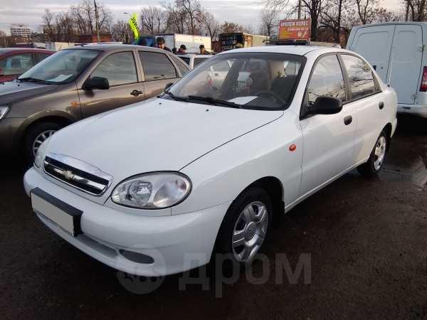 Chevrolet Lanos, 2007 год, 218 000 руб.