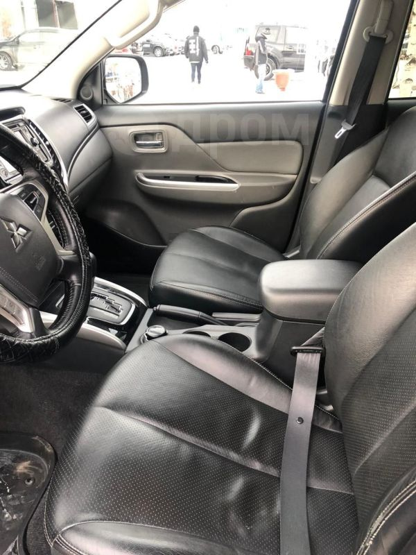 Mitsubishi L200, 2017 год, 1 500 000 руб.