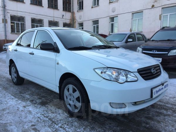 BYD F3, 2013 год, 269 500 руб.