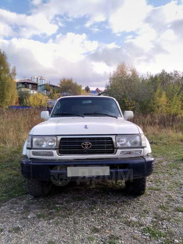 Toyota Land Cruiser, 1997 год, 510 000 руб.